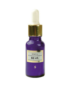 Highly Concentrated B5 vit. + Albizia extract
