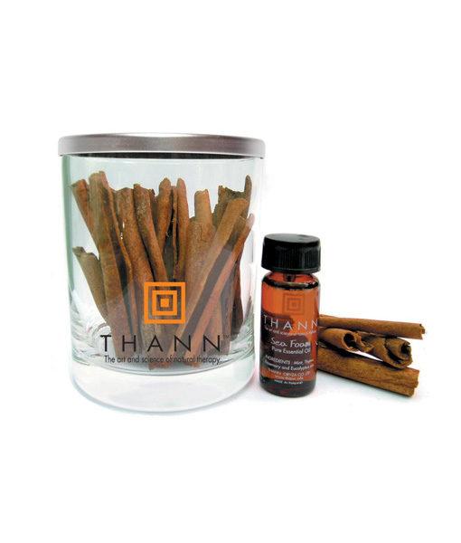 Aromatic Wood – eteerinen öljy + potpurri