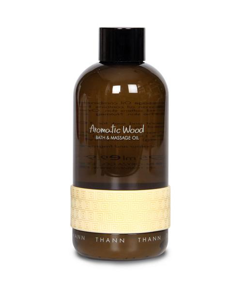Aromatic Wood kylpy- ja hierontaöljy 1