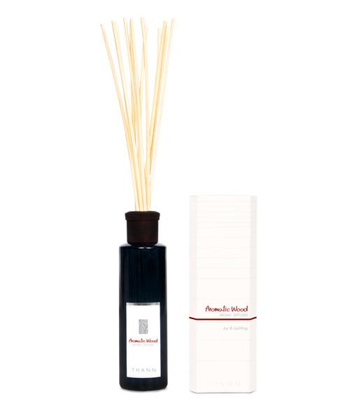 Aromatic Wood – tuoksuöljy + tuoksutikut 1