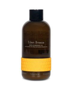 Eden Breeze -kylpy- ja hierontaöljy
