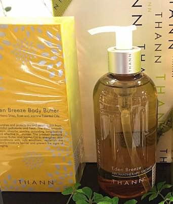 Lahjakortti Jasmine Body Scrub 45 min. + Eden Breeze Shower Gel & Body Butter