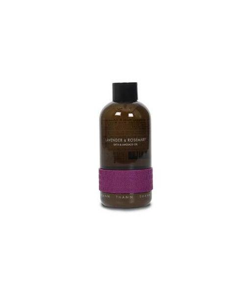 Lavender & Rosemary – kylpy- & hierontaöljy