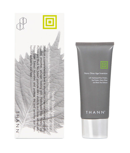 Nano Shiso Age Inversion Face Cream – ikääntymistä ehkäisevä kosteusvoide kasvoille