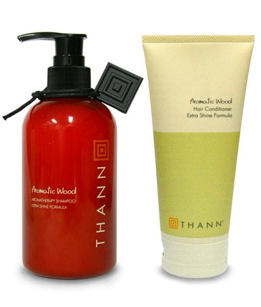 thann-aromatic-wood-shampoo-ja-hoitoaine